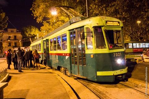 Прогулка на трамваях TramJazz и TramBelcanto