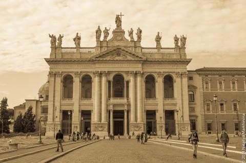 Праздник Святого Иоанна Крестителя в Риме