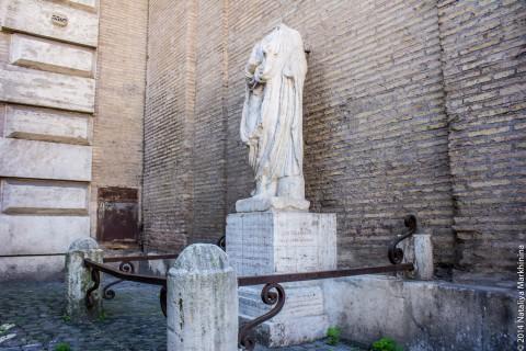 Римские говорящие статуи