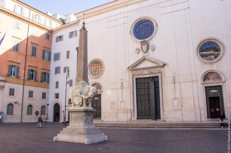 Piazza della Minerva-1359
