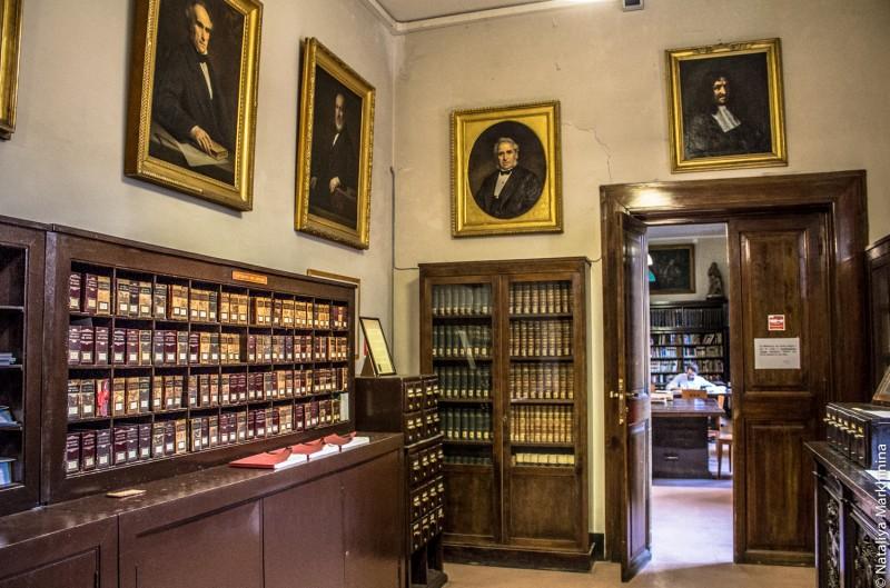 Academia di San Luca. Biblioteca-8119