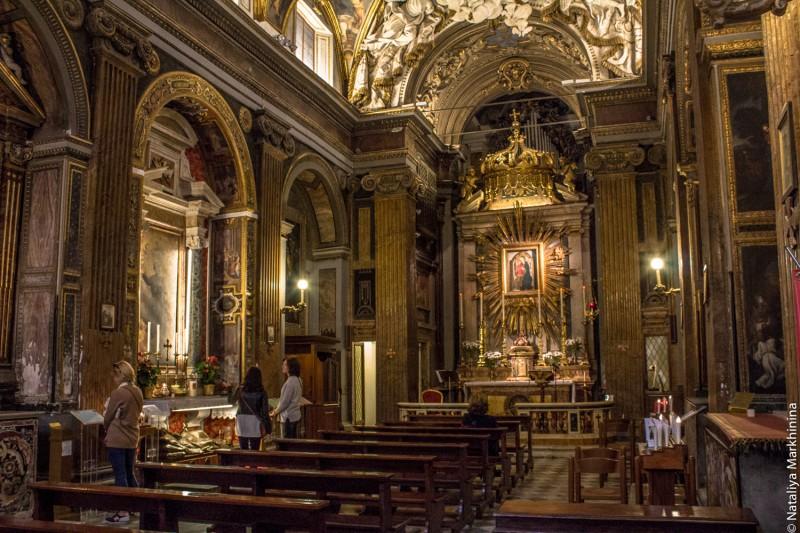 Santa Maria in Trivio-8132