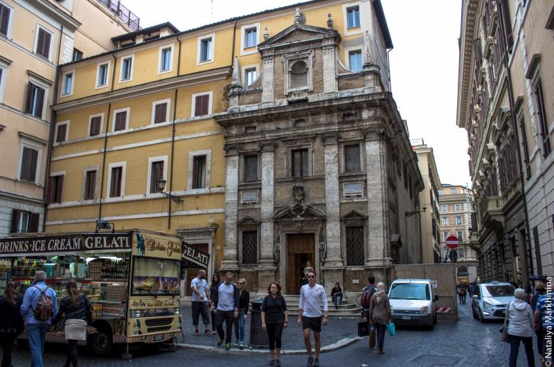 Santa Maria in Trivio-8138
