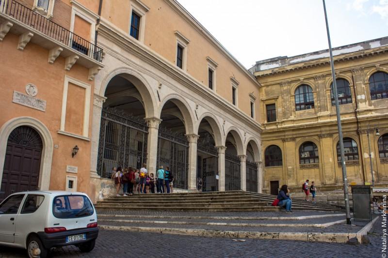 Basilica di San Pietro in Vincoli-7501