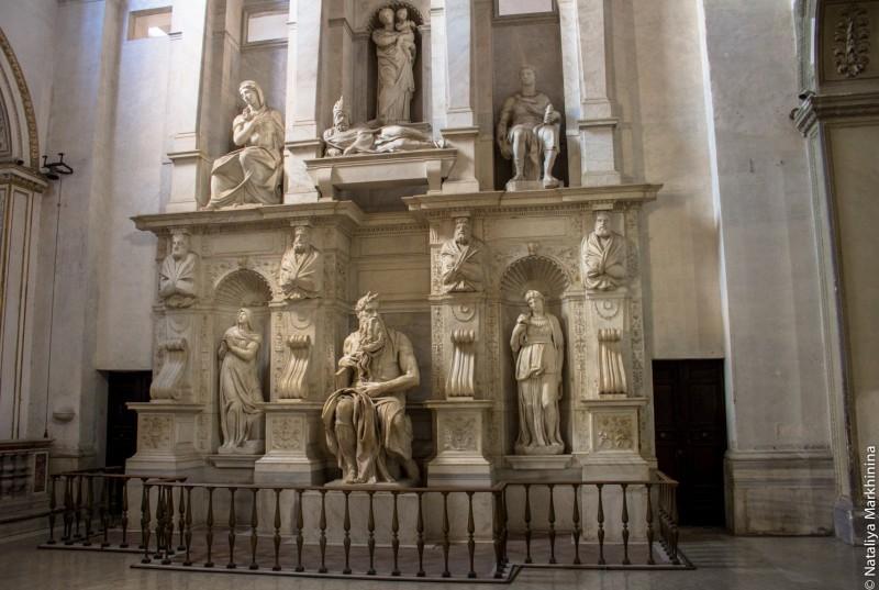 Basilica di San Pietro in Vincoli-7509