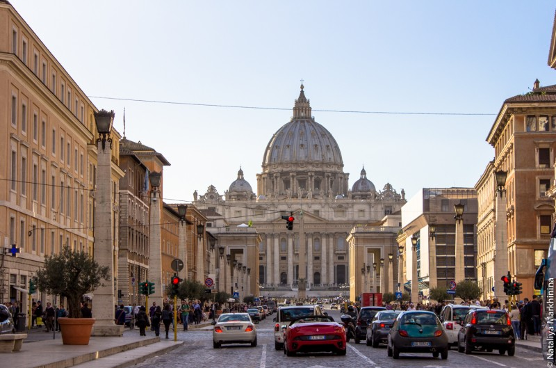 Basilica si San Pietro-1650