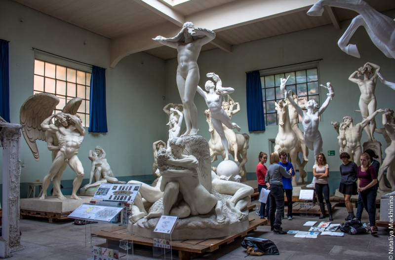 Museo Hendrik Christian Andersen-8209