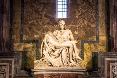 Произведения искусства в церквях