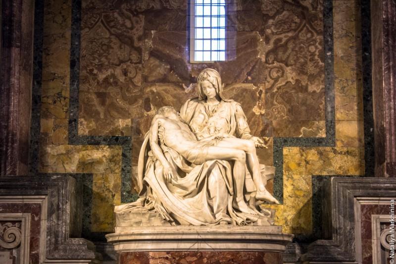 Pieta di Michelangelo-3484