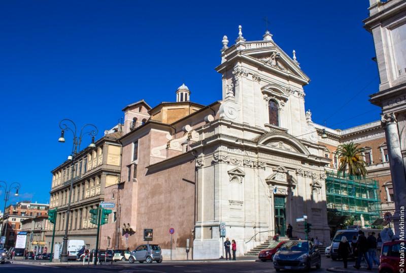Santa Maria della Vittoria-1946
