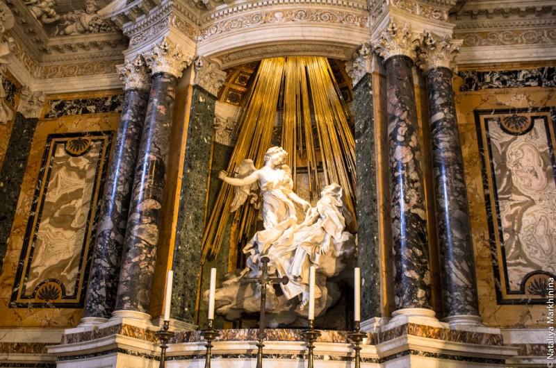 Santa Maria della Vittoria-1964