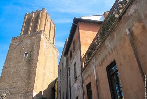 Башня Милиции (Torre delle Milizie)