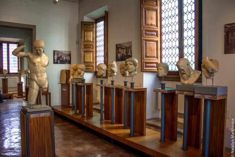 Museo di Scultura Antica Giovanni Barracco-8820