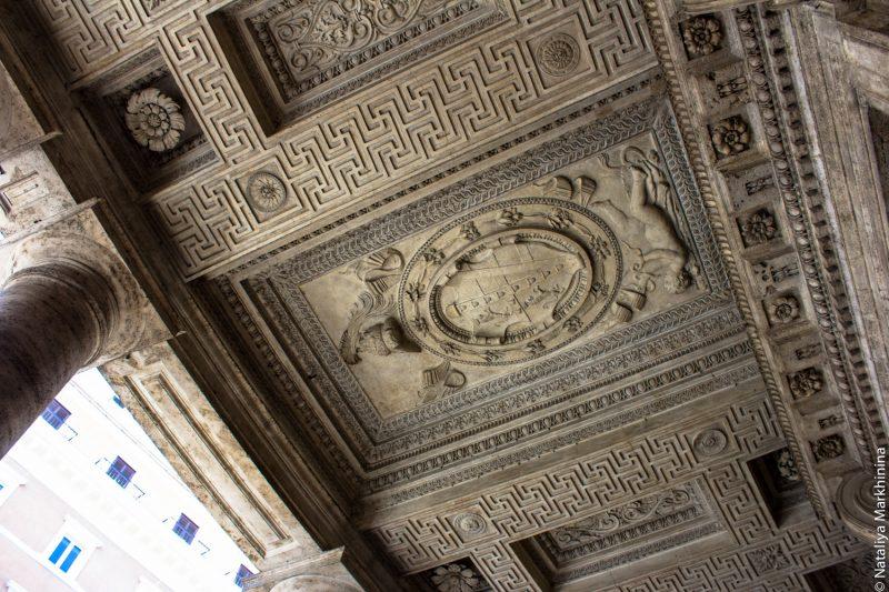Palazzo Massimo alle Colonne -8767
