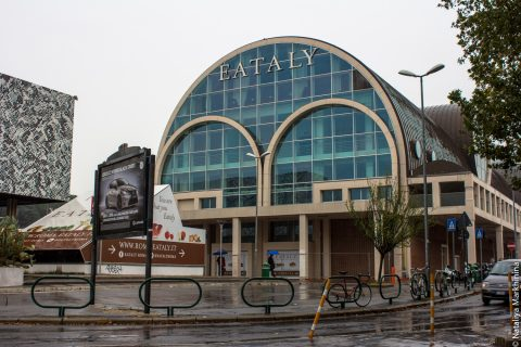Eataly — царство еды