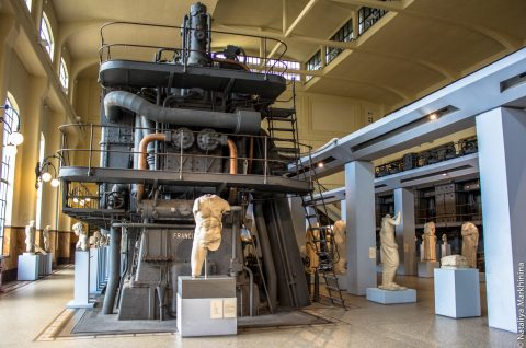 Музей Centrale Montemartini